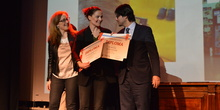 Entrega diplomas II Edición Reconocimiento Sellos de Calidad eTwinning Comunidad de Madrid 7