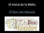 El trivial de la Biblia (El libro del Génesis)