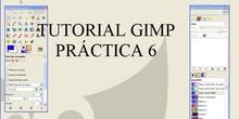 TUTORIAL GIMP Práctica 6 Warhol