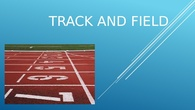 Track and field (iniciación al atletismo)