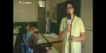 Noticias en Telemadrid - Comienza el Bilingüismo