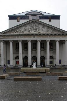 Teatro Real de la Monnaie, Bruselas, Bélgica