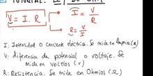 ESO-2º-ELECTRICIDAD 1 EXPLICACIÓN LEY OHM-TPR-FORMACIÓN