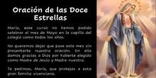 ORACIÓN DE LAS 12 ESTRELLAS