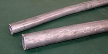 Tubo de plomo en barra