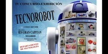 Tecnorobot-IV: Divulgación la tecnología
