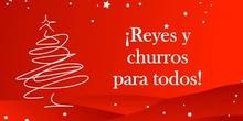 Reyes y churros