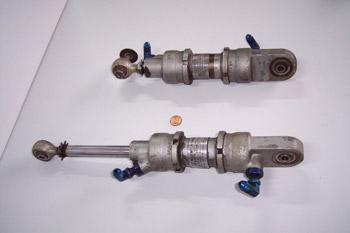 Actuador hidráulico de doble efecto