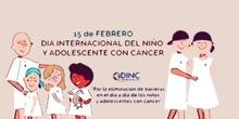 DÍA MUNDIAL DE LA LUCHA CONTRA EL CÁNCER INFANTIL