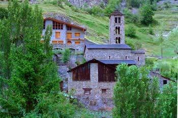 Iglesia de Sant Climent de Pal, Principado de Andorra