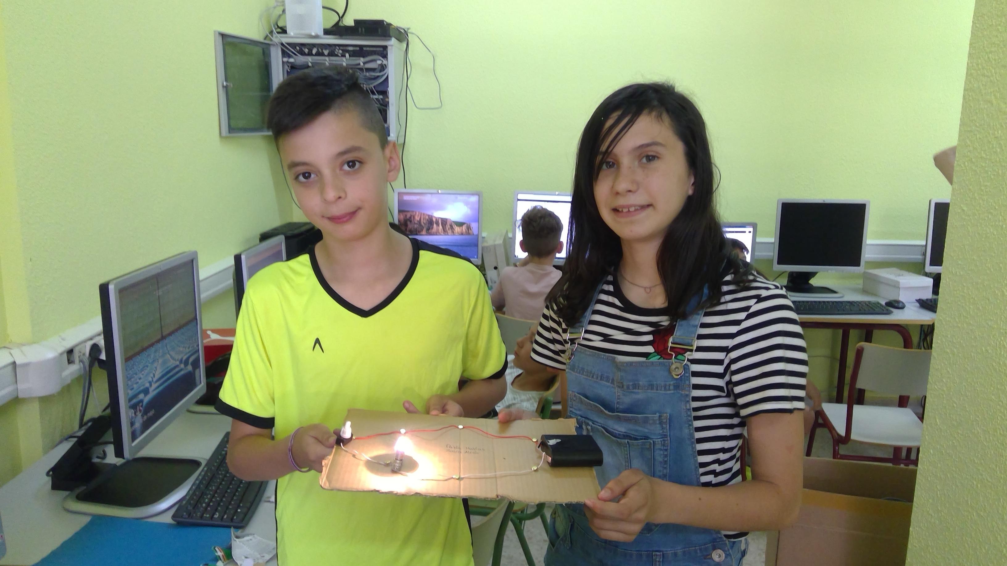 circuito eléctrico 9