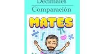 4º Matemáticas Decimales - Comparación