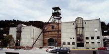 Fachada principal del Museo de la Minería y de la Industria, El