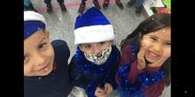 Infantil 4B nos felicita las Fiestas Navideñas_CEIP FDLR_Las Rozas