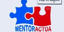 MentorActúa 2019/2020 CEIP EL QUIJOTE