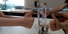 Tecnología - Estructuras: Puente levadizo alumnos TRM