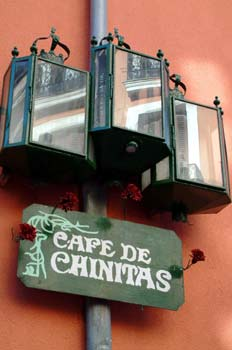 Café de Chinitas, Tablao Flamenco, Madrid