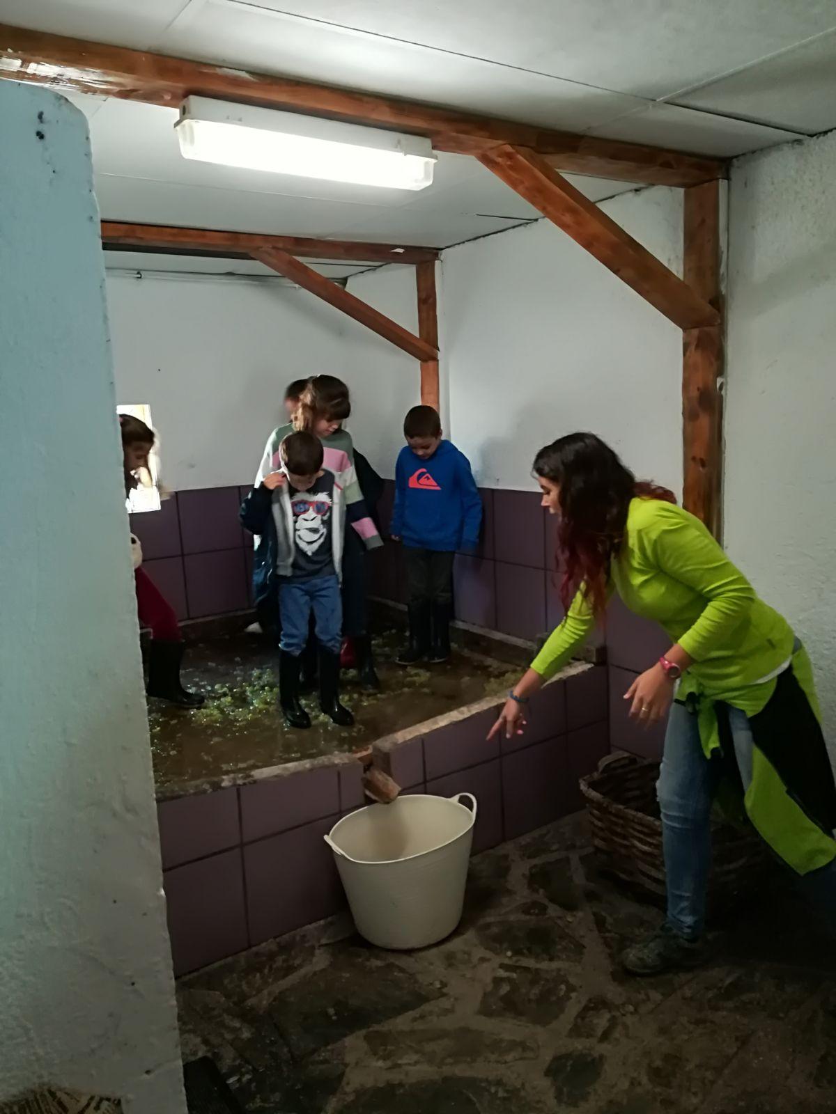 Granja Escuela 1º y 2º EP 2017-18 38