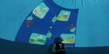 Planetario_Inf 5A_CEIP Fdlr_Las Rozas 1