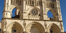 Fachada de la Catedral de Cuenca, Castilla-La Mancha