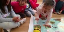 Los chicos de 5 años se inician en la robótica