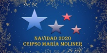 Navidades 2020 CEIPSO María Moliner