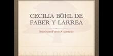 MUJERES PARA LA HISTORIA - CECILIA BÖLHHL DE FABER Y LARREA