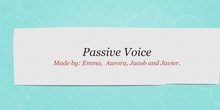 PROYECTO 5-PASSIVE VOICE