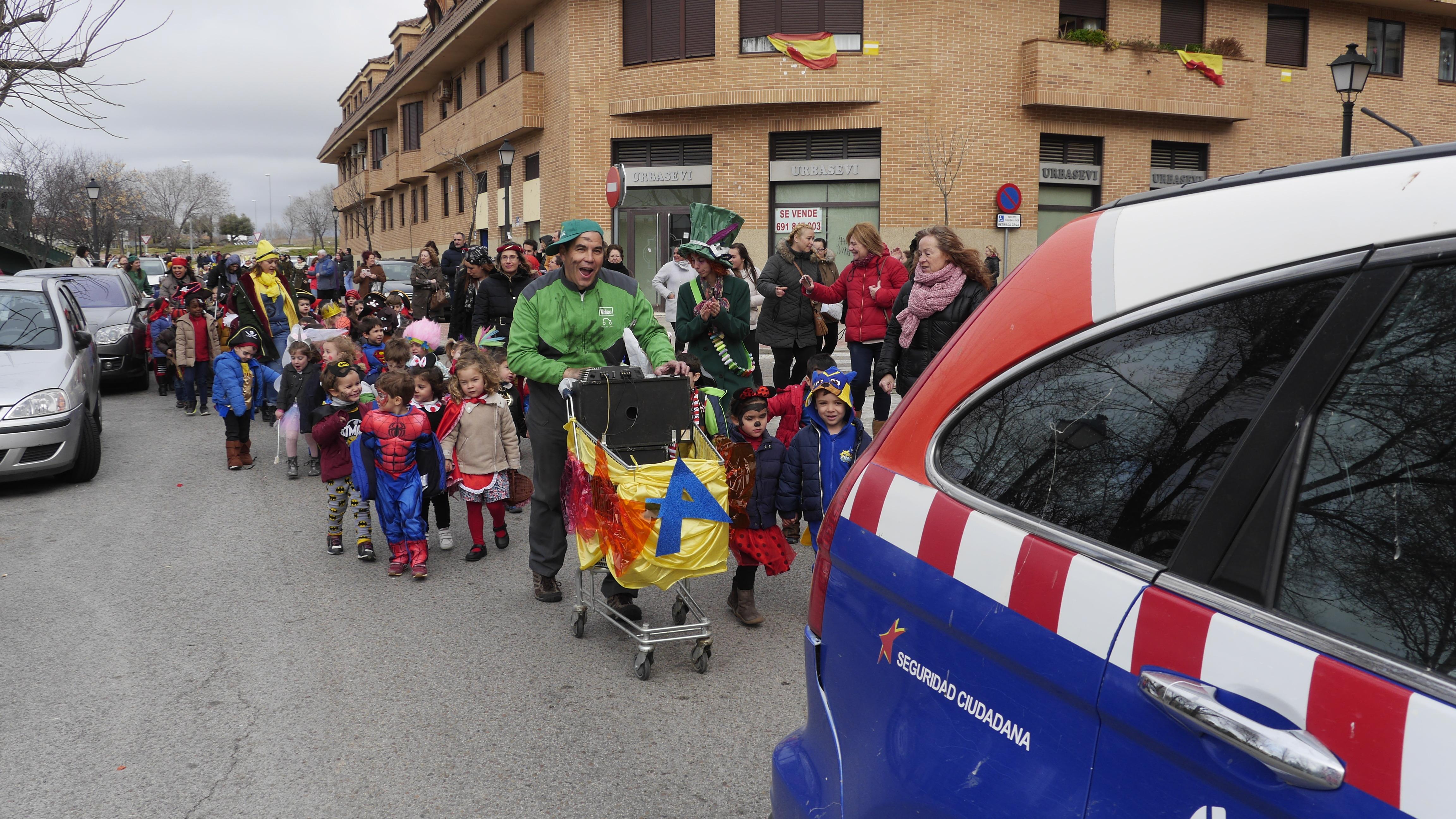Pasacalles Carnaval 2018  1 16