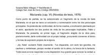 GALDÓS - SUSANA N.V. 1º BACH - CLUNY