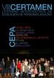 Revista del VIII Certamen Literario Intercentros de Educación para Adultos (2014)