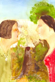 Calisto y Melibea se conocen
