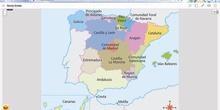 Comunidades Autónomas y Provincias