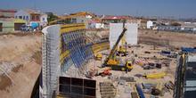 Construcción de bodega en Peñafiel, Valladolid