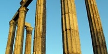 Columnata de Talaveruela, Cáceres