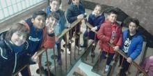Visita al museo de la moneda. 2