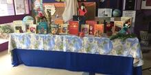 Mercadillo de Libros, premiados, y exposición de trabajos. Día del Libro curso 18-19 12