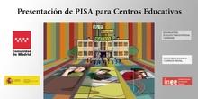 "1. PRESENTACIÓN  ""Jornada PISA para Centros Educativos"""
