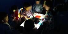 Actividad en la Escuela Infantil Monte Abantos