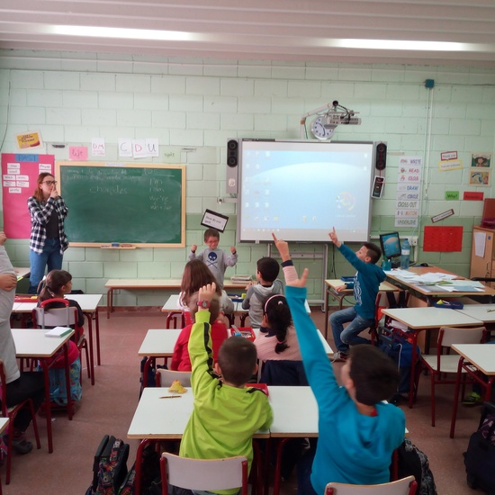 English activities: TPR