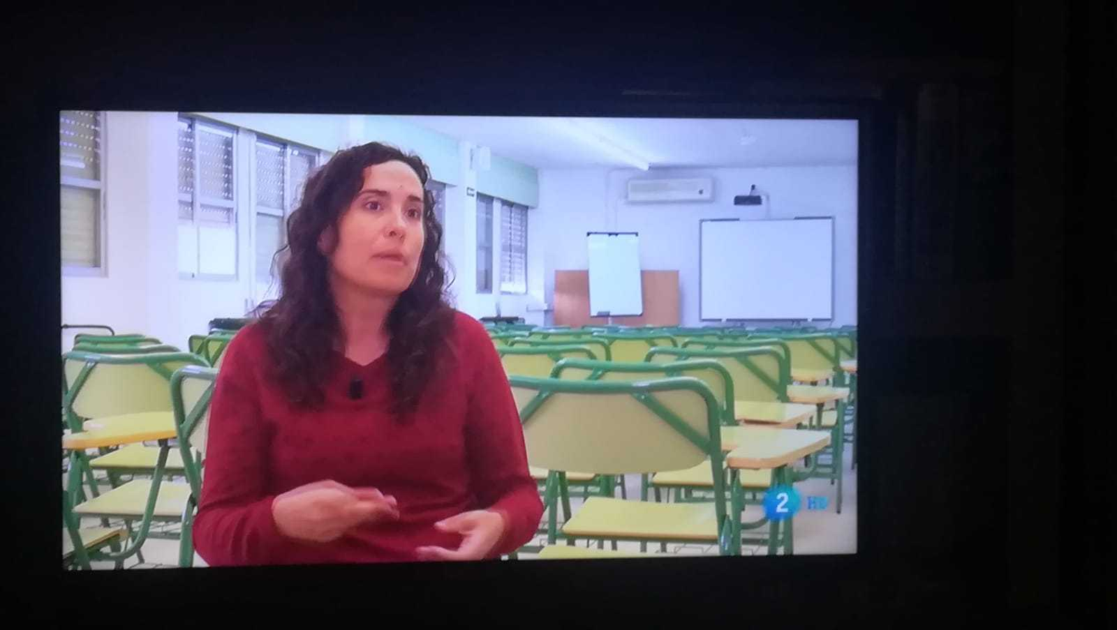 2018_10_30_Sexto en Rtve_CEIP FDLR_Las Rozas