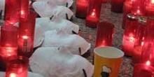 Recuerdo a las víctimas de los Atentados del 11-M