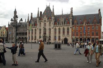 Administración Provincial, Brujas, Bélgica