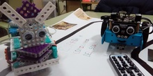 #cervanbot III - Comandotrónicos con 4ºB (grabado por alumnos)