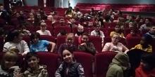 Visita al teatro de 4º y 5º de Primaria