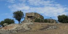 Fortificaciones de la Guerra Civil en Piñuecar-Gandullas (Frente Nacional) 1