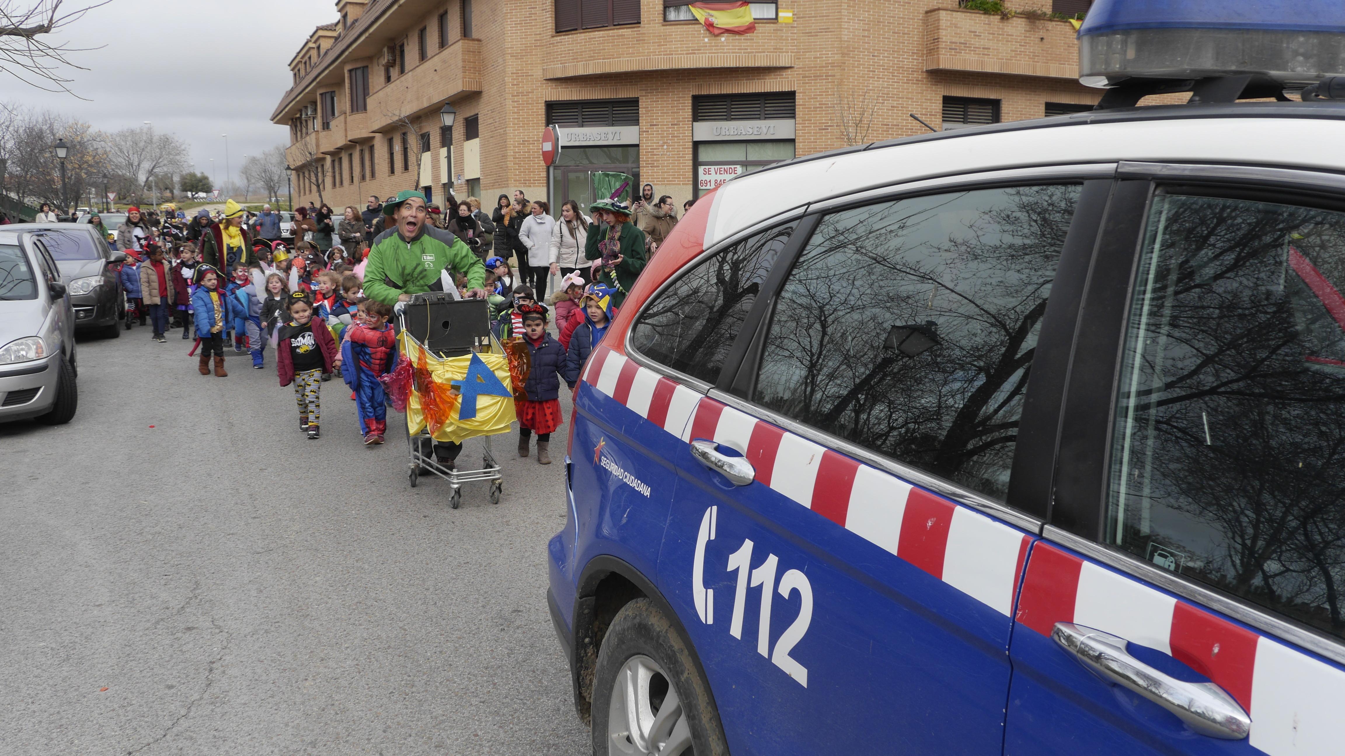 Pasacalles Carnaval 2018  1 8