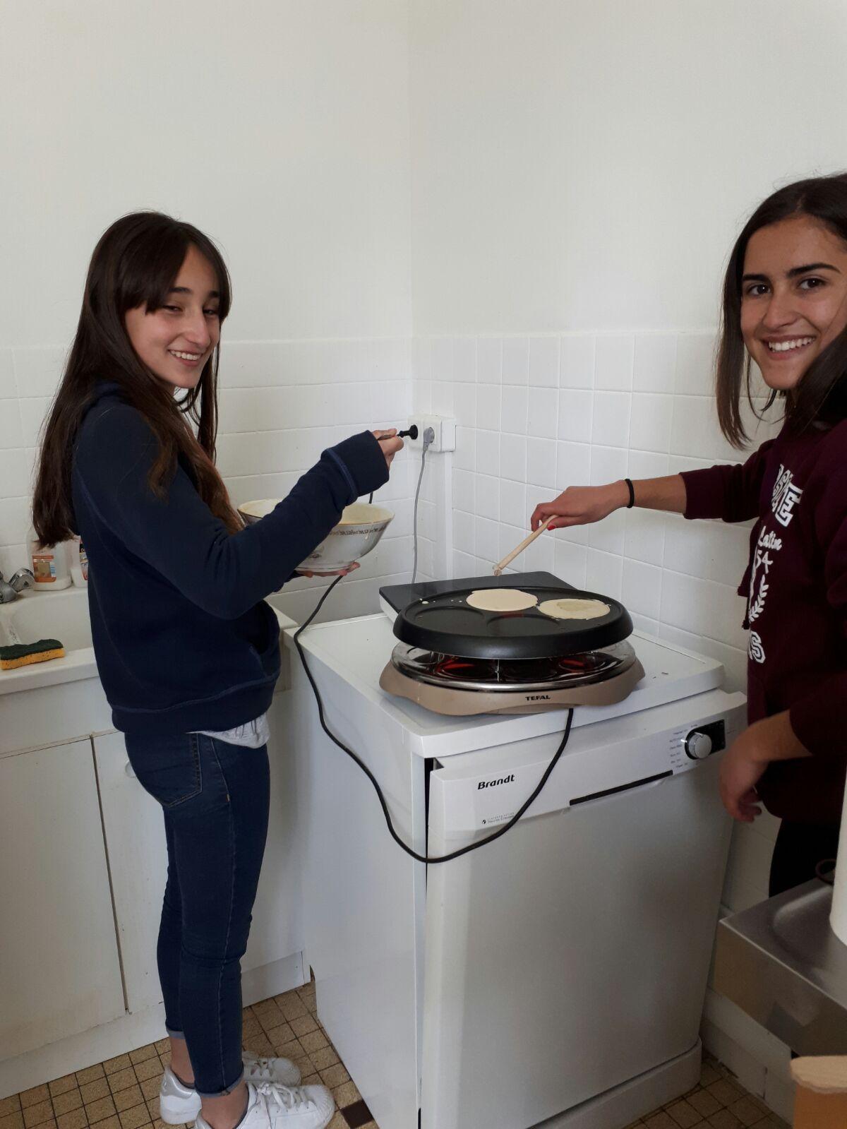Intercambio Collège les Remparts. Abril 2017 25