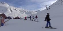 El Peralejo. Nieve