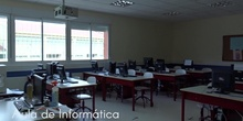 Visita virtual IES Luis Gª Berlanga (Guadalix de la Sierra)